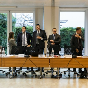 5th meeting of MAP REA coordinators from the Western Balkans in Brussels, 2 December 2019 (Photo: RCC/Laure Geerts)