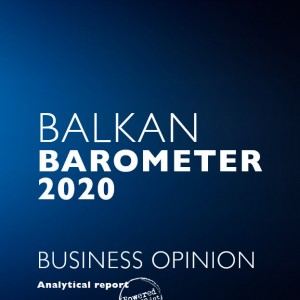 BALKAN BAROMETER 2020: BUSINESS OPINION SURVEY