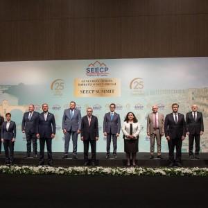SEECP Summit was held in Antalya on 17 June 2021 (Photo: RCC/Murat Yilmaz)