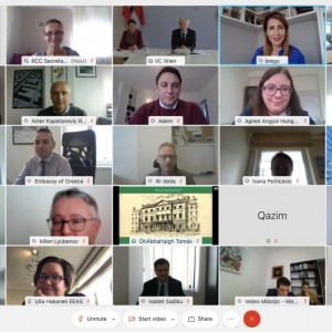 41st RCC Board Meeting held online on 15 October 2020