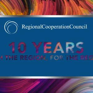 10 years of Regional Cooperation Council