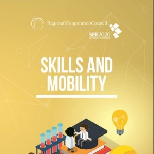 Skills and Mobility Brochure cover page