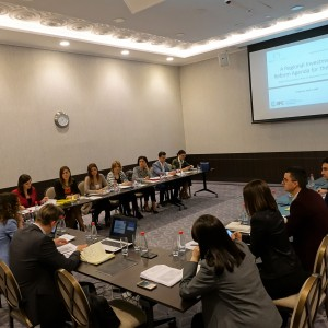 Consultations with six Western Balkans' economies (WB6) on the proposed draft regional investment reform agenda under the framework of Multi-Annual Action Plan on Regional Economic Area (MAP REA), 2-6 May 2018 (Photo: World Bank/ Márton Kerkápoly)