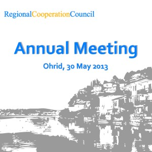 Annual Meeting endorsed new Regional Cooperation Council strategy and annual report