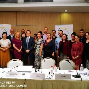 5th meeting of the Regional Working Group on Environment (RWG Env) in Belgrade, 20 June 2017 (Photo: RCC/Nadja Greku)