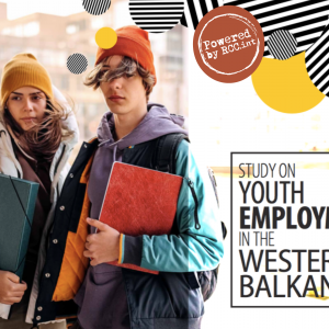 COMPARATIVE REPORT ON YOUTH EMPLOYMENT IN THE WESTERN BALKANS