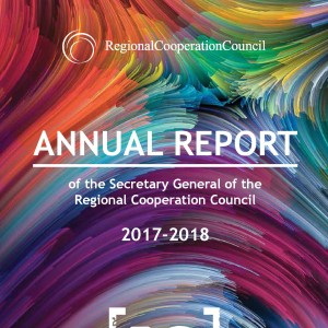 Annual Report of the Secretary General of the Regional Cooperation Council 2017-2018