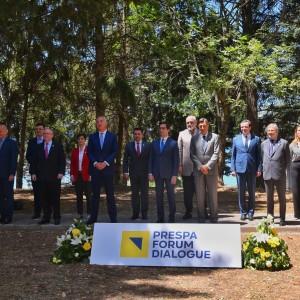 Prespa Forum Dialogue, 2 July 2021 (Photo: RCC/Armand Habazaj)