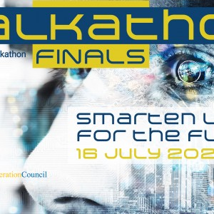 Balkathon finals taking place on 16 July 2020 (Illustration: RCC/Sejla Dizdarevic)