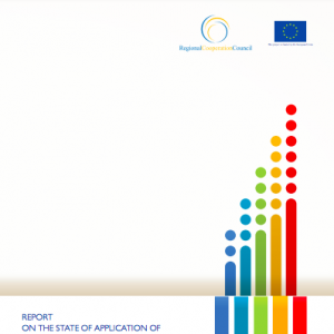 Report on the State of Application of Digital Economy Society Index (DESI) in Western Balkan Economies
