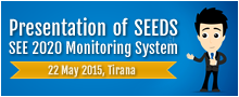 Presentation of SEE 2020 monitoring system