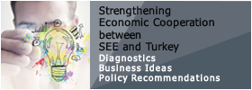 Strengthening Economic Cooperation Between South East Europe and Turkey