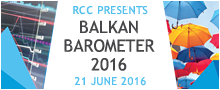 Regional Cooperation Council to present Balkan Barometer 2016