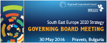 South East Europe 2020 Strategy Governing Board Meeting