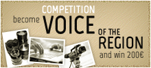 Competition Voice of the Region