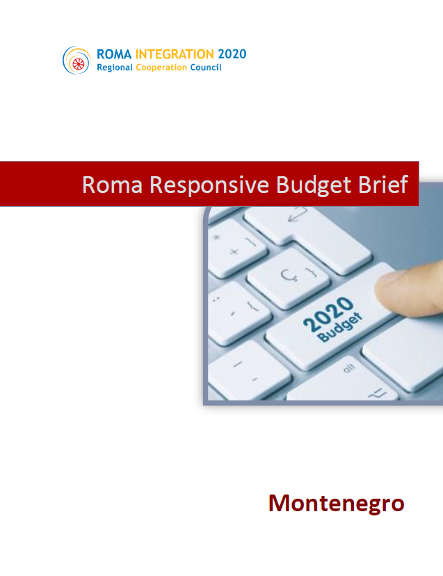 Policy Brief Roma Responsive Budgeting Montenegro 2019