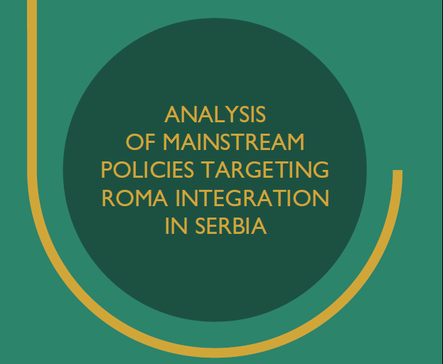 Analysis of mainstream policies targeting Roma integration in Serbia