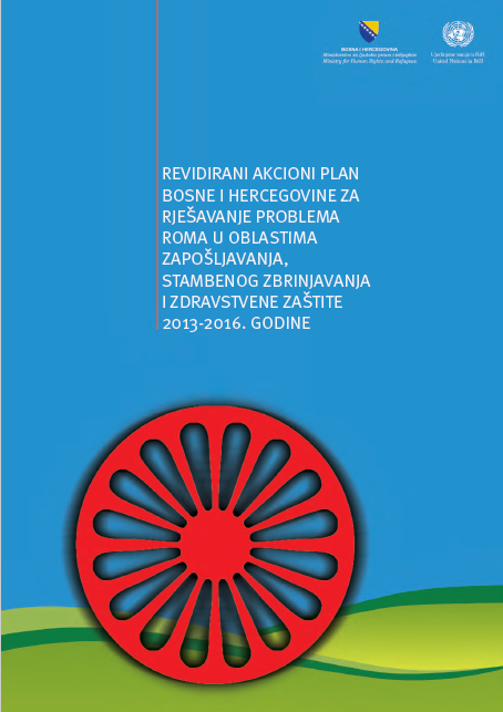Bosnia and Herzegovina Action Plan on Employment, Housing and Health 2013-16 (in Bosnian, Romani and English language)