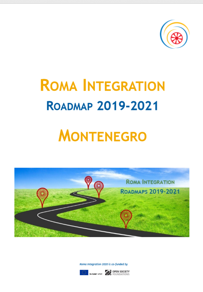 Roma Integration Roadmap Montenegro 2019-2021