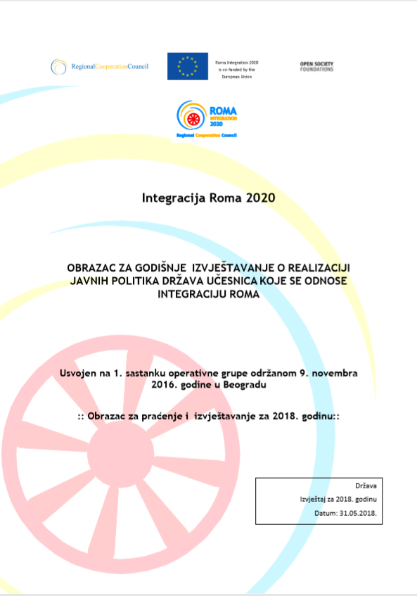 Bosnia and Herzegovina Annual Report for 2018