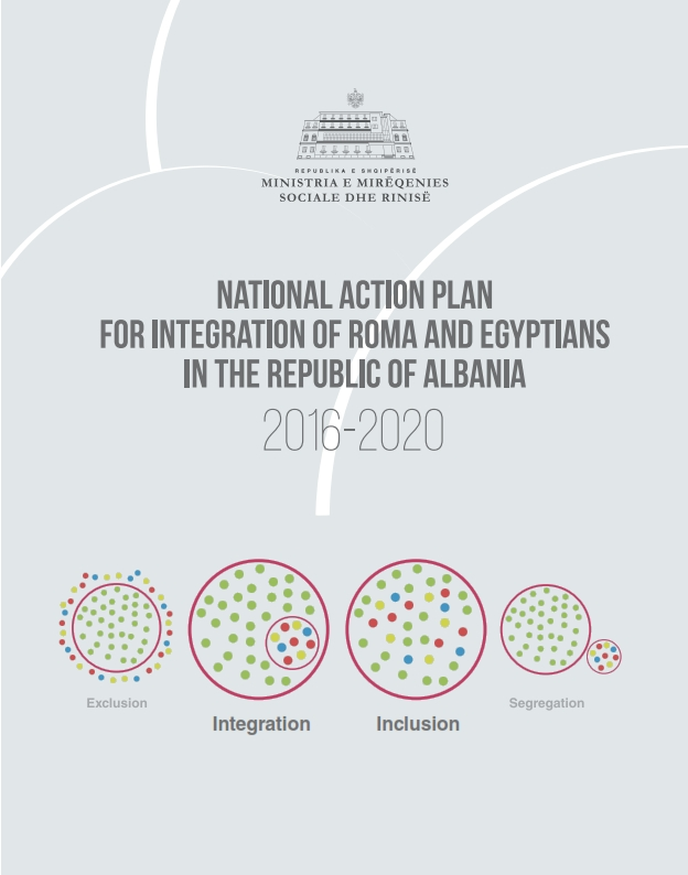 The National Action Plan for Integration of Roma and Egyptians 2016-2020 - Albania