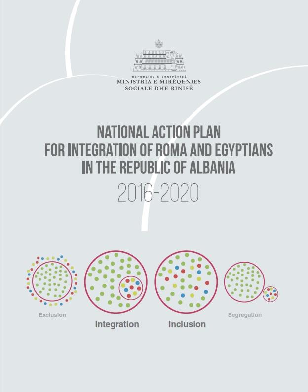 Roma Strategy 2016 - 2020 Albania