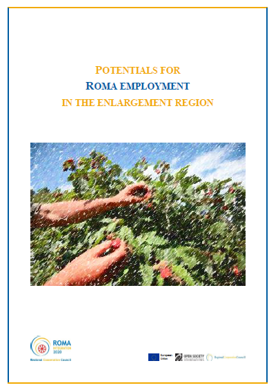 Potentials for Roma Employment in the Enlargement Region