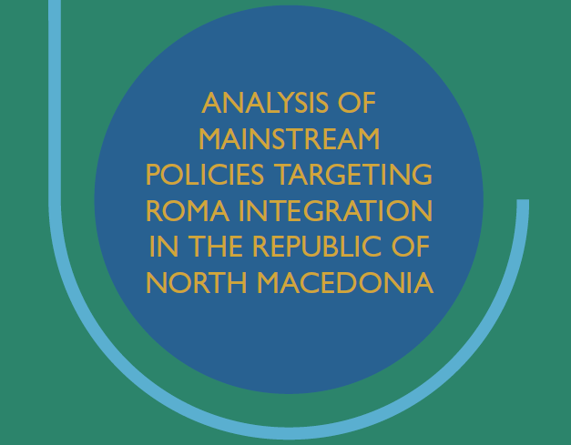 Analysis of mainstream policies targeting Roma integration in the Republic of North Macedonia