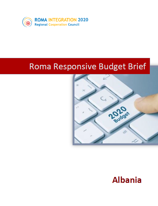 Policy Brief Roma Responsive Budgeting Albania 2019