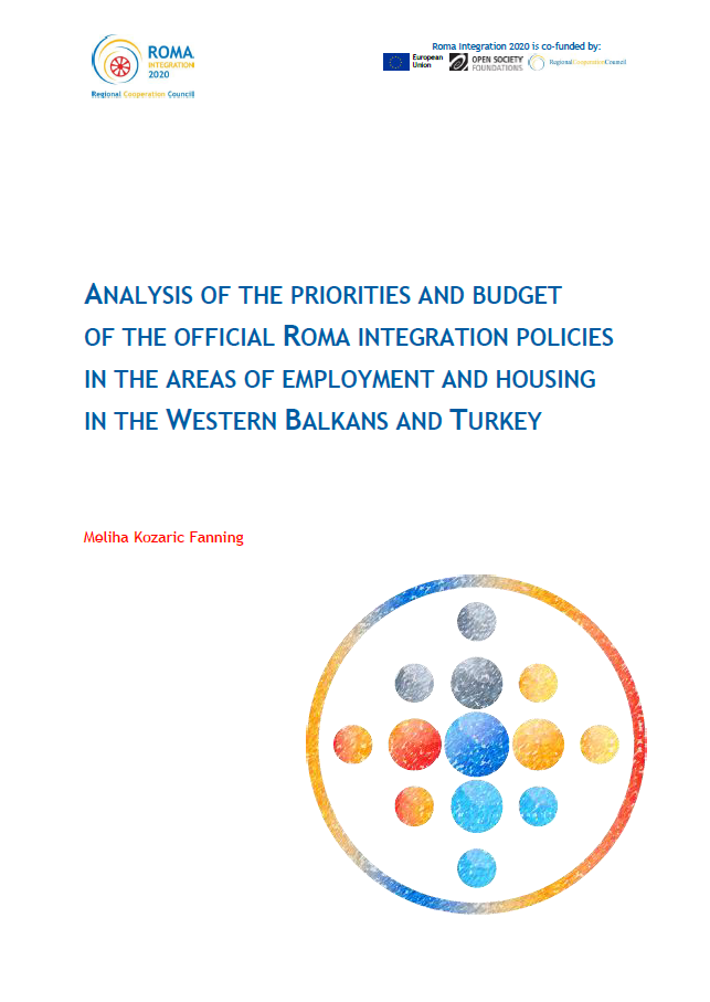 Analysis of Priorities and Budgets of the Official Roma Integration Policies (2017)