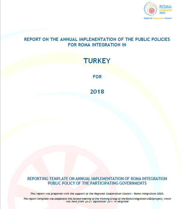 Turkey Annual Report for 2018