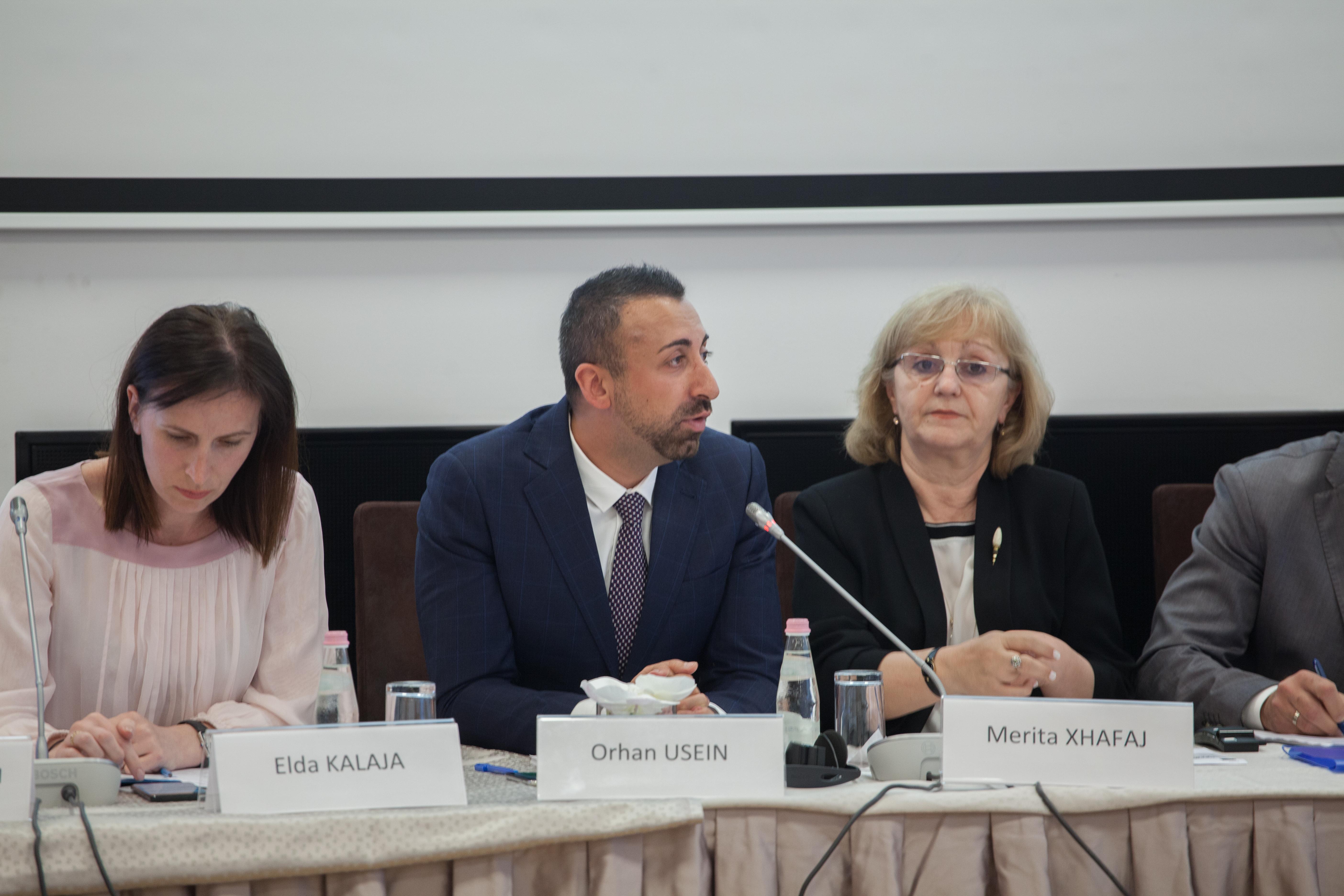 2019 National Platform Albania