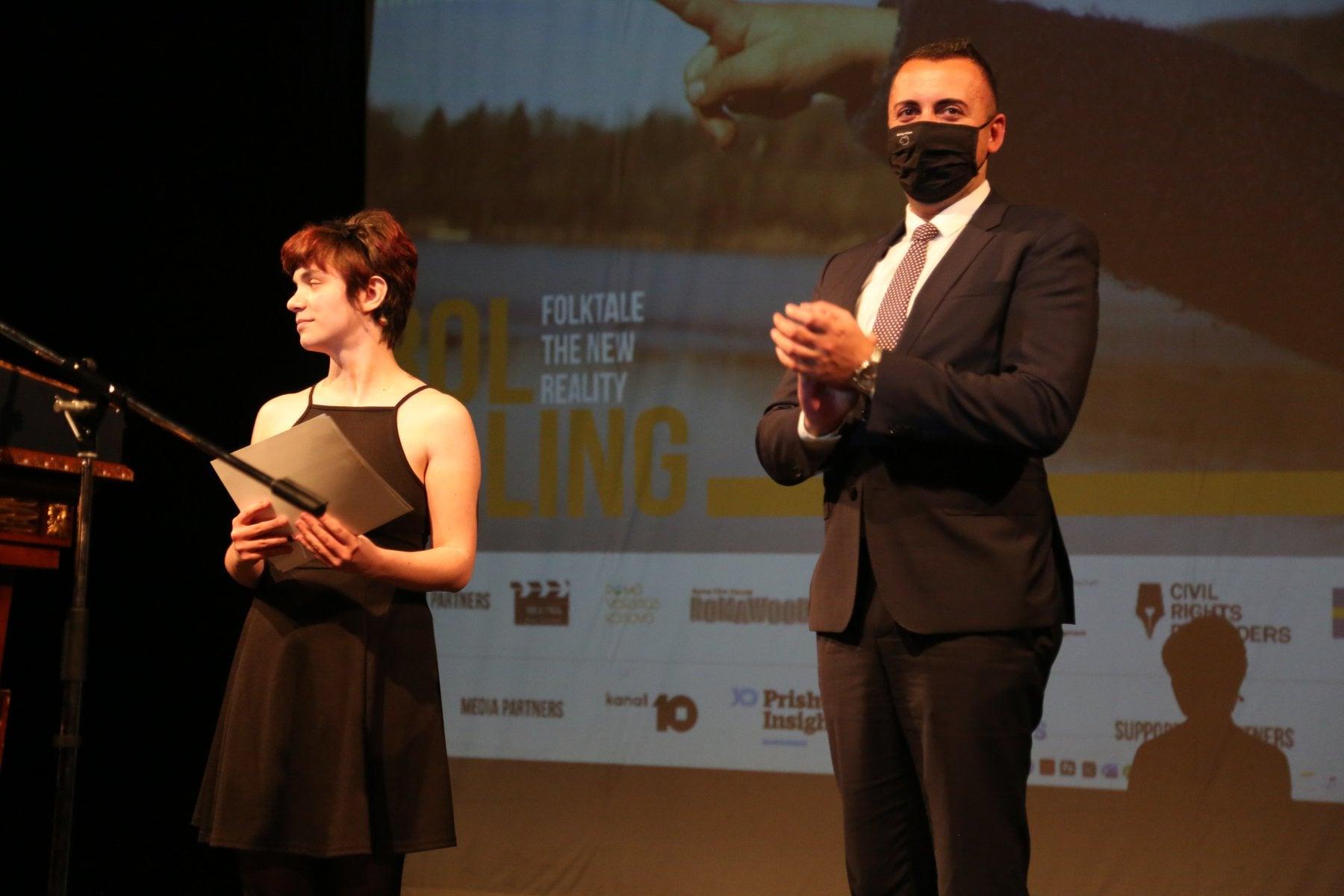 Closing ceremony (photo: Rolling Film Festival)