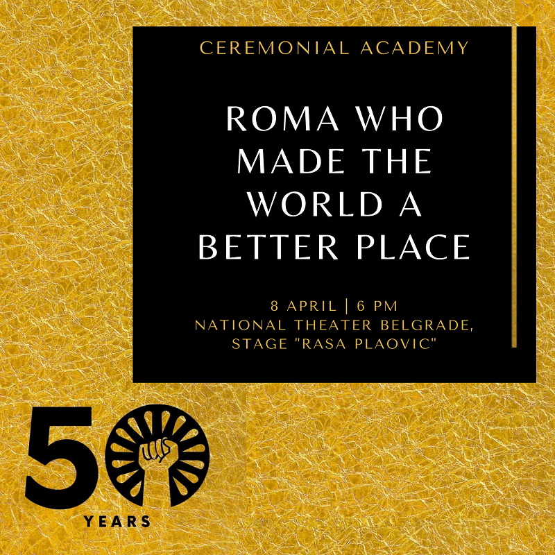 Roma who made the world a better place