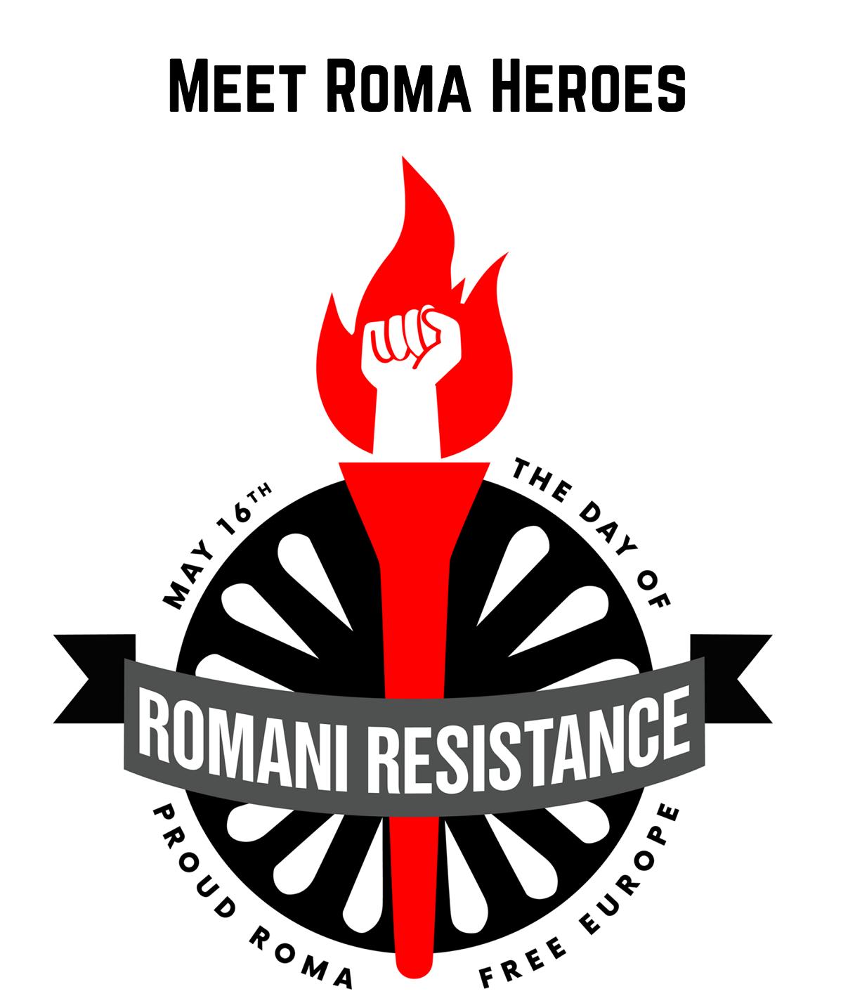 Meet Roma Heroes - Romani resistance