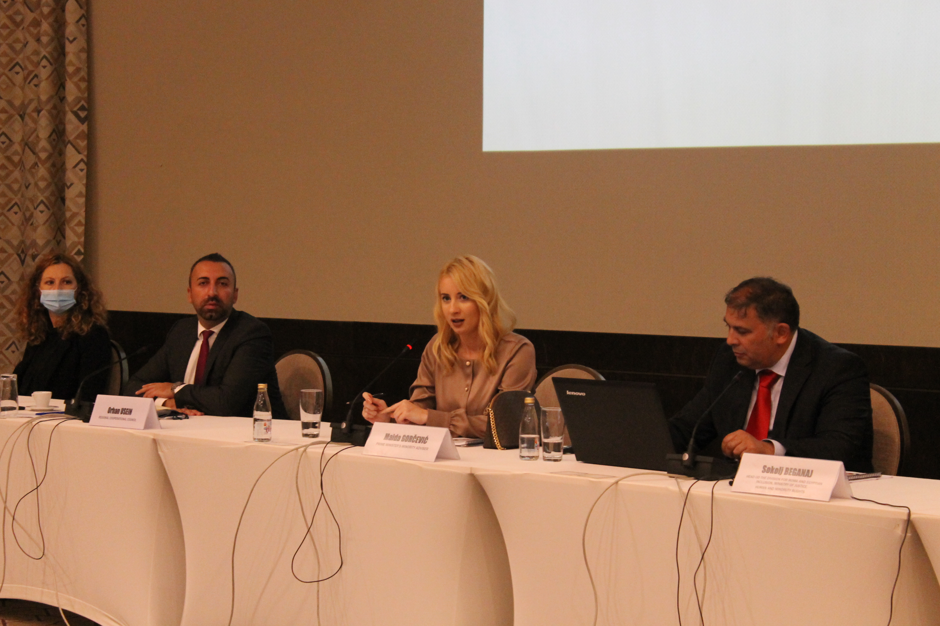 Donors Conference (Photo: Ministry of Justice, Human and Minority Rights Montenegro)