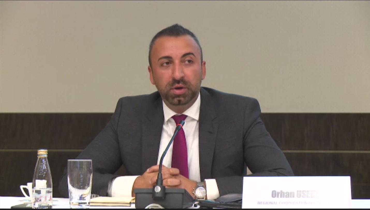 Orhan Usein, Head of Office, RCC Roma Integration (Photo: RCC)