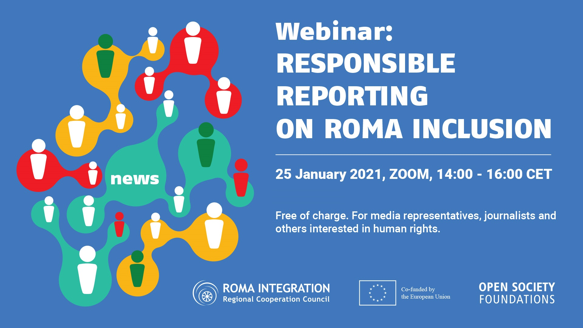 Webinar - Responsible reporting on Roma inclusion