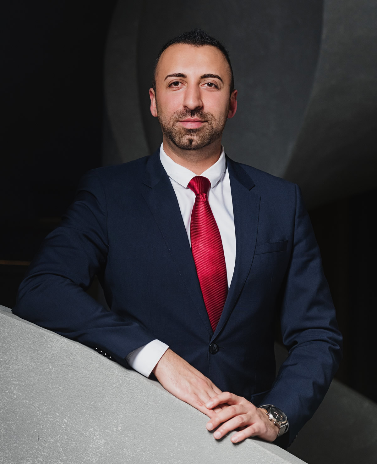 Orhan Usein, Head of Office