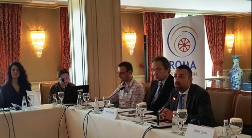 National Platform on Roma Integration, in Pristina on 21 September 2018. (Photo: RCC/Rada Krstanovic)