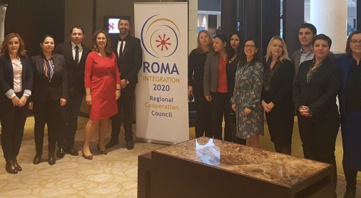 Roma Integration 2020 Task Force (Photo: RCC/Rada Krstanovic)