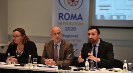 Bosnia and Herzegovina, National Platform 2017 (photo: RCC Roma Integration 2020 Action Team)