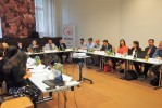 The first meeting of the Working Group for Developing Regional Standards for Roma Responsible Budgeting in Vienna, 26 April 2018 (Photo: RCC/Milica Grahovac)