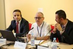 """Opening addresses of the """"Holistic Approach to Housing for Roma in the Enlargement Region"""" conference, organized by the Regional Cooperation Council (RCC)'s Roma Integration 2020 (RI2020) Action Team, in Bar (Montenegro), on 31 May 2018. (Photo: RCC/Radonja Srdanovic)"""