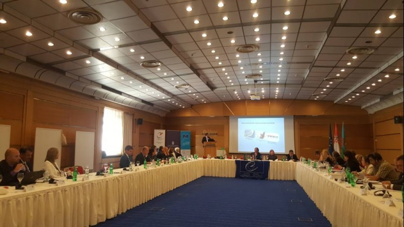 "International expert seminar ""Transition from Education to Employment for Roma Youth – a Key step in Roma Inclusion"" in Brijuni Island, on 25 and 26 September 2018 (Photo: RCC/Orhan Usein)"