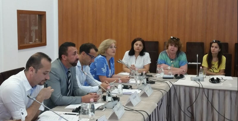 National Platform Meeting on Roma Integration in Albania on 11 June 2018 (Photo:RCC/Milica Grahovac)