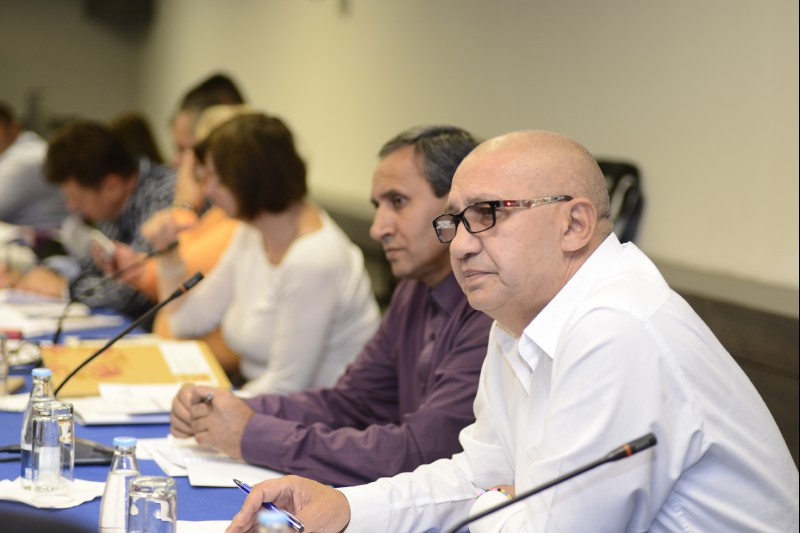 National Platform on Roma Integration in Bosnia and Herzegovina, on 28 September 2018 in Sarajevo (Photo: RCC/Damir Kadric)