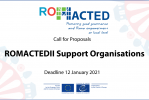 Romacted Call for Proposals