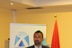 Orhan Usein, Action Team Leader (photo by: Ombudsperson's office Montenegro)