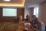Working Group for Developing Regional Standards for Roma Responsible Budgeting in Bucharest on 03 July 2018 (Photo: RCC/Rada Krstanovic)